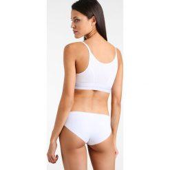 Biustonosze bardotka: Calvin Klein Underwear UNLINED BRALETTE Biustonosz bustier white