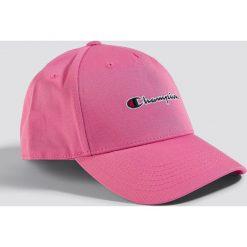Czapki z daszkiem damskie: Champion Czapka z daszkiem – Pink