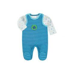 Pajacyki niemowlęce: pink or blue Śpioszki Gwiazdka