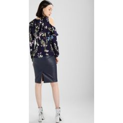 Bluzki asymetryczne: Karen Millen SOFT BOTANICAL FLORAL PRINT COLLECTION Bluzka multicolour