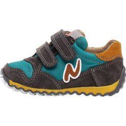 """Trampki chłopięce: Sneakersy """"Sammy"""" w kolorze szaro-turkusowym"""
