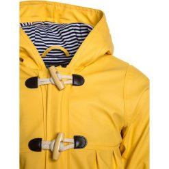 JoJo Maman Bébé WATERPROOF RAIN COAT Kurtka przeciwdeszczowa yellow. Żółte kurtki chłopięce przeciwdeszczowe JoJo Maman Bébé, z materiału. Za 249,00 zł.