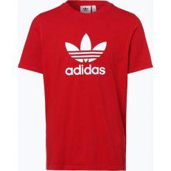 T-shirty męskie: adidas Originals – T-shirt męski, czerwony