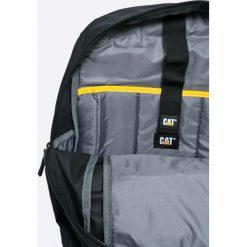 Caterpillar - Plecak. Żółte plecaki męskie Caterpillar, z poliesteru. W wyprzedaży za 129,90 zł.