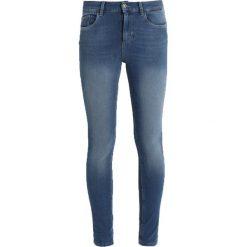 Liu Jo Jeans DIVINE  Jeans Skinny Fit denim blue light. Niebieskie boyfriendy damskie Liu Jo Jeans, z bawełny. W wyprzedaży za 561,75 zł.