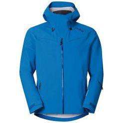 Odlo Kurtka Tech.  Jacket Hardshell 3L Gore-tex SPIRIT  Niebieski r. L  (525442). Szare kurtki sportowe damskie marki Odlo. Za 1799,95 zł.