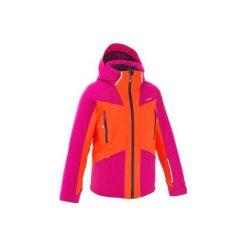 Kurtka narciarska 700. Fioletowe kurtki męskie marki WED'ZE, m. W wyprzedaży za 199,99 zł.