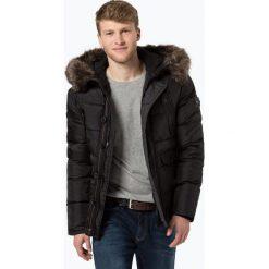 Superdry - Kurtka męska – Chinook, czarny. Czarne kurtki męskie bomber Superdry, l, z futra, eleganckie. Za 799,95 zł.