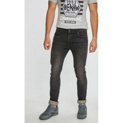 Jack & Jones - Jeansy. Szare jeansy męskie skinny Jack & Jones. Za 169,90 zł.