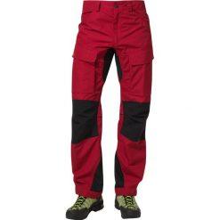 Chinosy męskie: Lundhags AUTHENTIC Spodnie materiałowe red