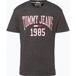 T-shirty męskie: Tommy Jeans - T-shirt męski, szary