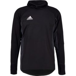 Bluzy męskie: adidas Performance TIRO Bluza z polaru black/dark grey/white