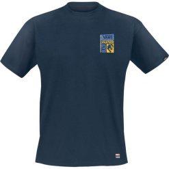 T-shirty męskie: Vans Marvel Black Panther T-Shirt niebieski