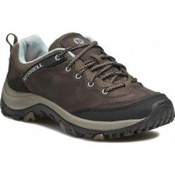 Trekkingi MERRELL - Salida Trekker J21418 Espresso/Mineral. Brązowe buty zimowe damskie Merrell. W wyprzedaży za 249,00 zł.