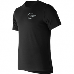 T-shirty męskie: New Balance MT81579BK