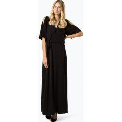 Comma - Sukienka damska, czarny. Czarne długie sukienki comma, eleganckie. Za 699,95 zł.