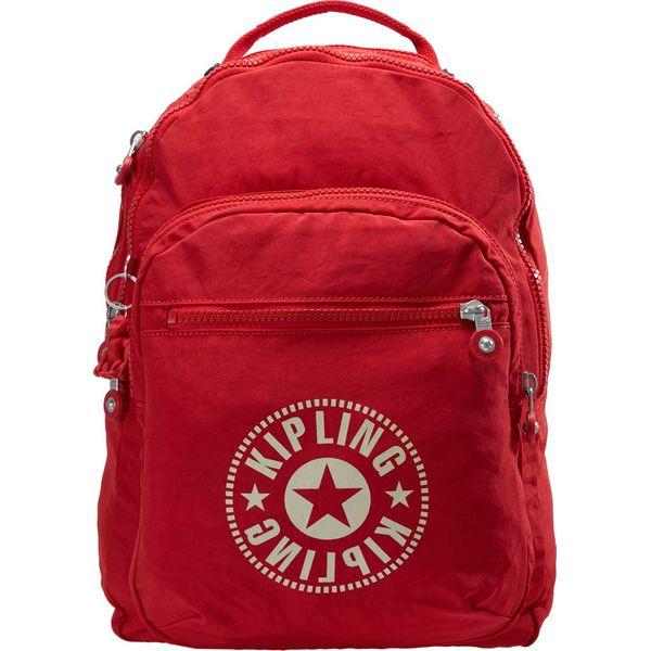 089272c51385d Kipling CLAS SEOUL Plecak lively red - Czerwone plecaki damskie ...