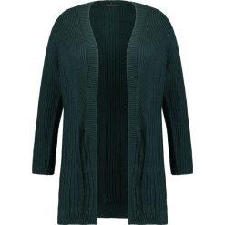 Swetry damskie: Evans OFF PEAK FAN BACK Kardigan jade