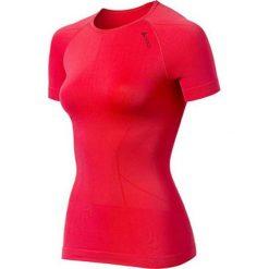 Odlo Koszulka damska Evolution Light czerwona r. XS (181011). Czerwone topy sportowe damskie marki Odlo, xs. Za 116,50 zł.