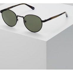 Okulary przeciwsłoneczne męskie: GANT GA7103 Okulary przeciwsłoneczne matte black/green