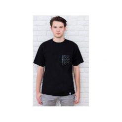 T-shirt 3D(lux) pocket. Szare t-shirty męskie marki Button. Za 79,00 zł.
