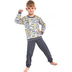 Odzież chłopięca: Piżama Dziecięca Pch Machine 2 Kids Szary r. 122/128