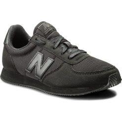 Buty sportowe dziewczęce: Sneakersy NEW BALANCE – KL220TBY Czarny