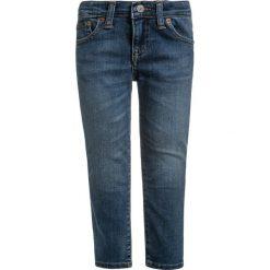 Polo Ralph Lauren ELDRIDGE BOTTOMS Jeansy Slim Fit dewey wash. Czarne jeansy chłopięce marki bonprix, z aplikacjami. Za 269,00 zł.
