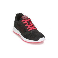 Buty do biegania Asics  PATRIOT 10. Czarne buty do biegania damskie marki Asics. Za 233,10 zł.