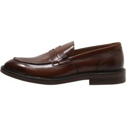 Buty wizytowe męskie: Peralston Eleganckie buty tan