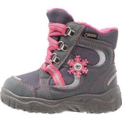 Buty zimowe damskie: Superfit HUSKY1 Śniegowce stone