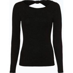 ONLY - Damska koszulka z długim rękawem – Onlshine, czarny. Czarne t-shirty damskie ONLY, m. Za 99,95 zł.