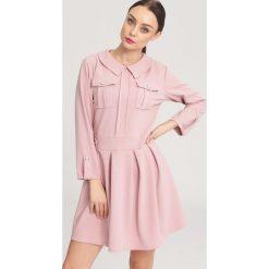 Ciemnoróżowa Sukienka Believe It. Czerwone sukienki mini marki other, uniwersalny. Za 74,99 zł.