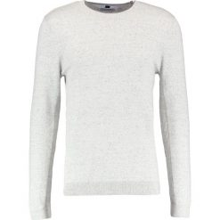 Swetry męskie: Topman SIDE Sweter off white