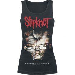 Topy damskie: Slipknot Vol.3: The subliminal verses Top damski czarny