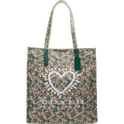 Shopper bag damskie: Coach KEITH HARING KI TOTE Torba na zakupy emerald