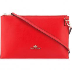 Torebka damska 85-4-638-3. Czerwone torebki klasyczne damskie Wittchen, w paski. Za 219,00 zł.