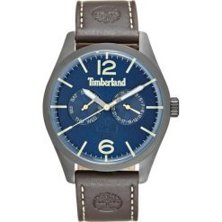Timberland MIDDLETON Zegarek brown/black. Brązowe zegarki męskie marki Timberland. W wyprzedaży za 440,30 zł.