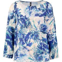 Bluzki asymetryczne: YAS YASGLAZE Bluzka ashley blue/glaze
