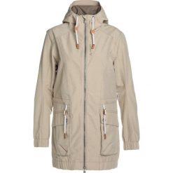 Vaude WOMENS CALIFO II Parka hummus. Brązowe kurtki sportowe damskie marki Vaude, ze lnu. W wyprzedaży za 503,40 zł.