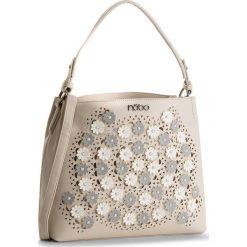 Torebka NOBO - NBAG-E3000-C015 Beżowy. Brązowe torebki klasyczne damskie marki Nobo, ze skóry ekologicznej. W wyprzedaży za 139,00 zł.