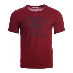T-shirty męskie: Mustang Koszulka Męska Tiger L Czerwona