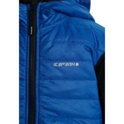 Icepeak REEVES  Kurtka Outdoor dark blue. Niebieskie kurtki damskie turystyczne Icepeak, z materiału. W wyprzedaży za 135,20 zł.