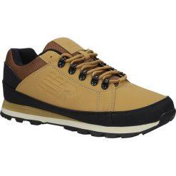 Camelowe buty trekkingowe sznurowane Casu 9ACH-17000. Brązowe buty trekkingowe męskie Casu, na sznurówki. Za 89,99 zł.