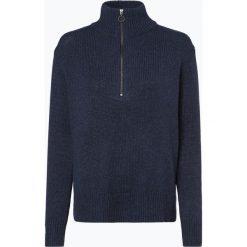 Marie Lund - Sweter damski, niebieski. Niebieskie swetry klasyczne damskie Marie Lund, m, z wełny. Za 229,95 zł.