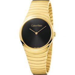 ZEGAREK CALVIN KLEIN K8A23541. Czarne zegarki damskie marki Calvin Klein, szklane. Za 1449,00 zł.