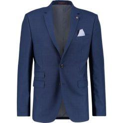 Marynarki męskie slim fit: Burton Menswear London Marynarka garniturowa blu