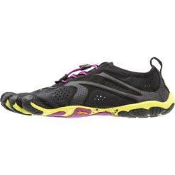 Vibram Fivefingers VRUN Obuwie do biegania neutralne black/yellow/purple. Czarne buty do biegania damskie marki Vibram Fivefingers, z gumy, vibram fivefingers. Za 589,00 zł.