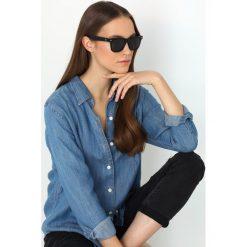 Okulary przeciwsłoneczne męskie: Carhartt WIP FENTON Okulary przeciwsłoneczne black/green