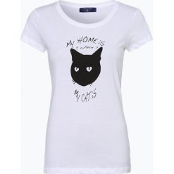 T-shirty damskie: Aygill's Denim – T-shirt damski, czarny